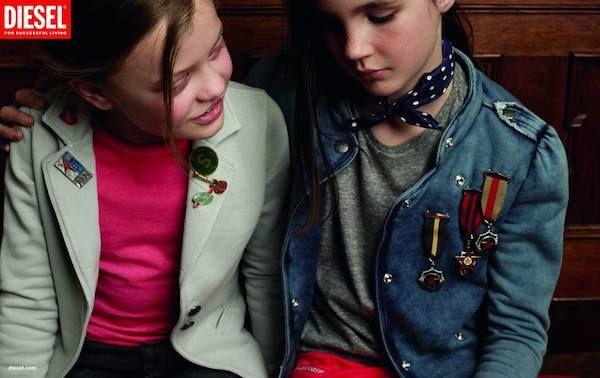 Diesel ropa para niños modernos y jóvenes http://www.minimoda.es ...