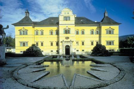 More Of A Manor House Really But Called Schloss So I Say It S Fair Game Saw This In Yep 1985 Sound Of Music Tour Salzburg Visit Austria