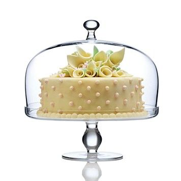 Luigi Bormioli Michelangelo Footed Cake Plate With Dome | Bloomingdaleu0027s  sc 1 st  Pinterest & Luigi Bormioli Michelangelo Footed Cake Plate With Dome ...