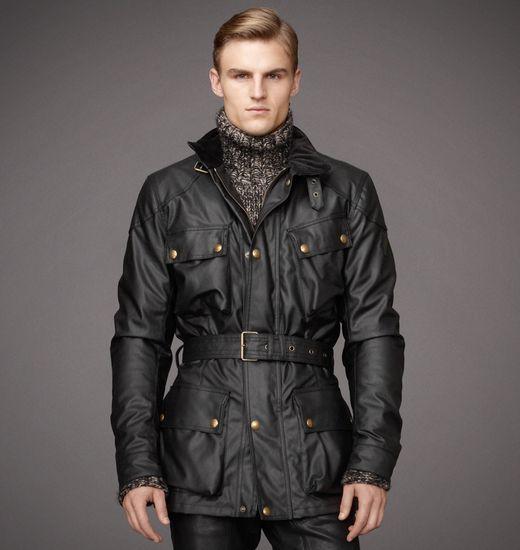 7914047f2e9 Jacket | Mens Signature Ten Ounce Waxed Cotton Classic Tourist Trophy  Jacket | Belstaff