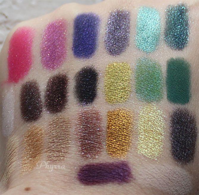 Best BFTE Eyeshadows @BFTE Cosmetics #bftecosmetics #crueltyfree #beauty #makeup