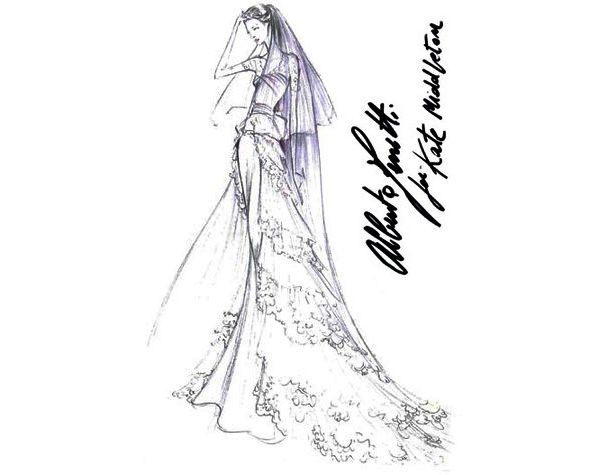 If Its Hip Here Archives 29 Famous Fashion Designers Sketch Wedding