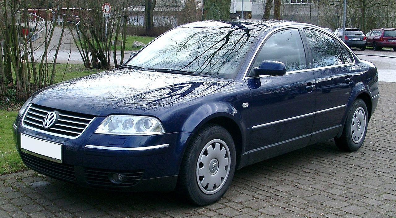 Volkswagen Passat B5 Volkswagen, Auto