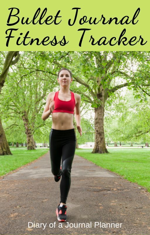 Fitness bullet journal trackers to achieve your health goals in 2020 - #2020 #Achieve #Bullet #FITNE...