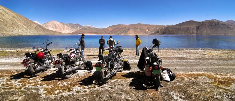 10 Best Motorcycle Tours In India Lazzycow India Tour