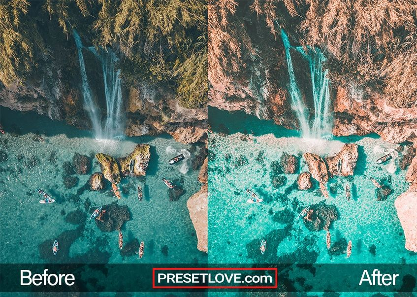 Orange And Teal Free Preset Download For Lightroom Presetlove Lightroom Lightroom Presets Free Lightroom Tutorial Photo Editing