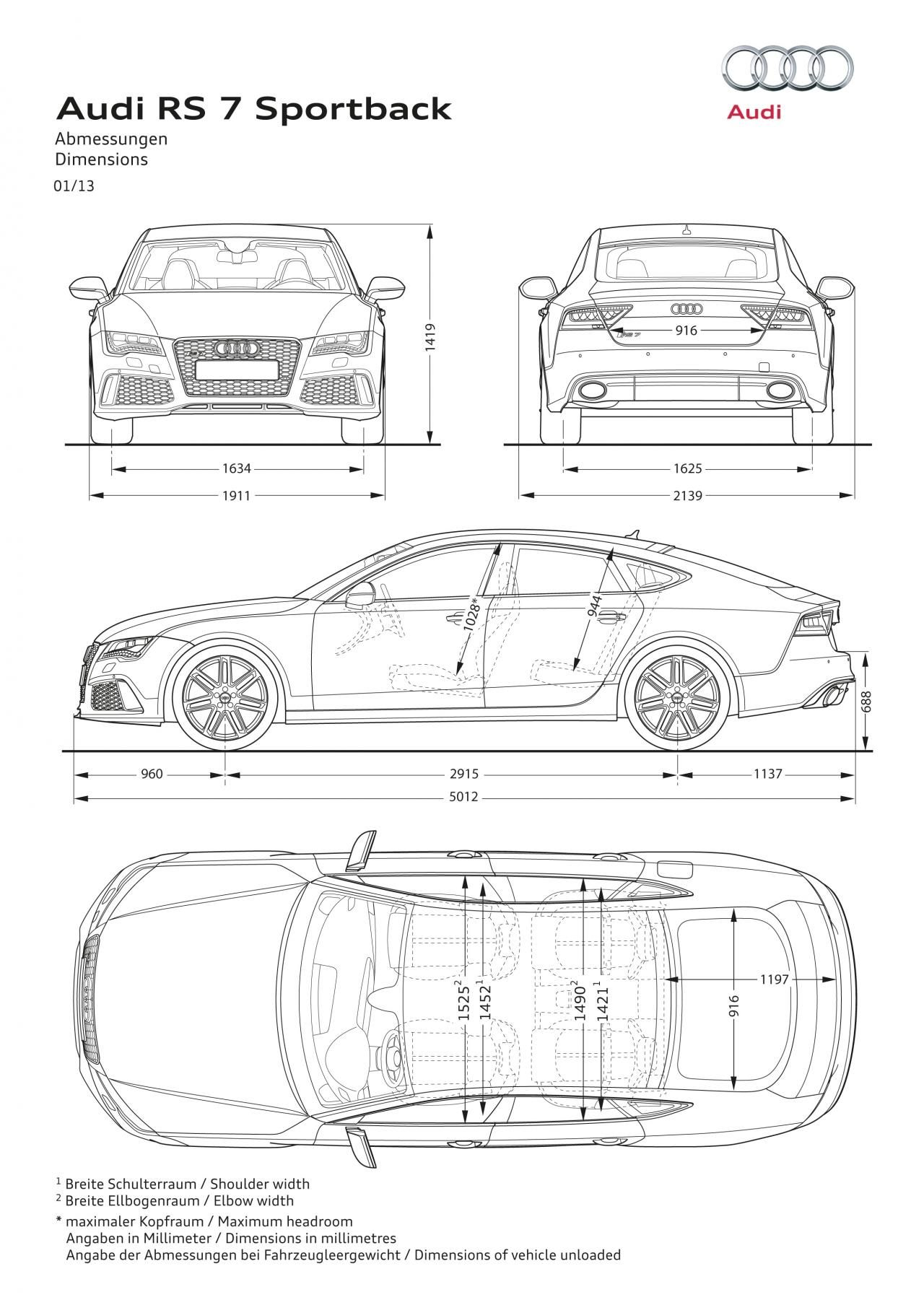 Tesla Car Schematics