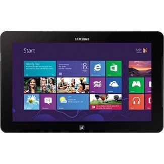 """Samsung XE700T1C-A01US Series 7 Slate 11.6"""" Touchscreen Windows Tablet"""