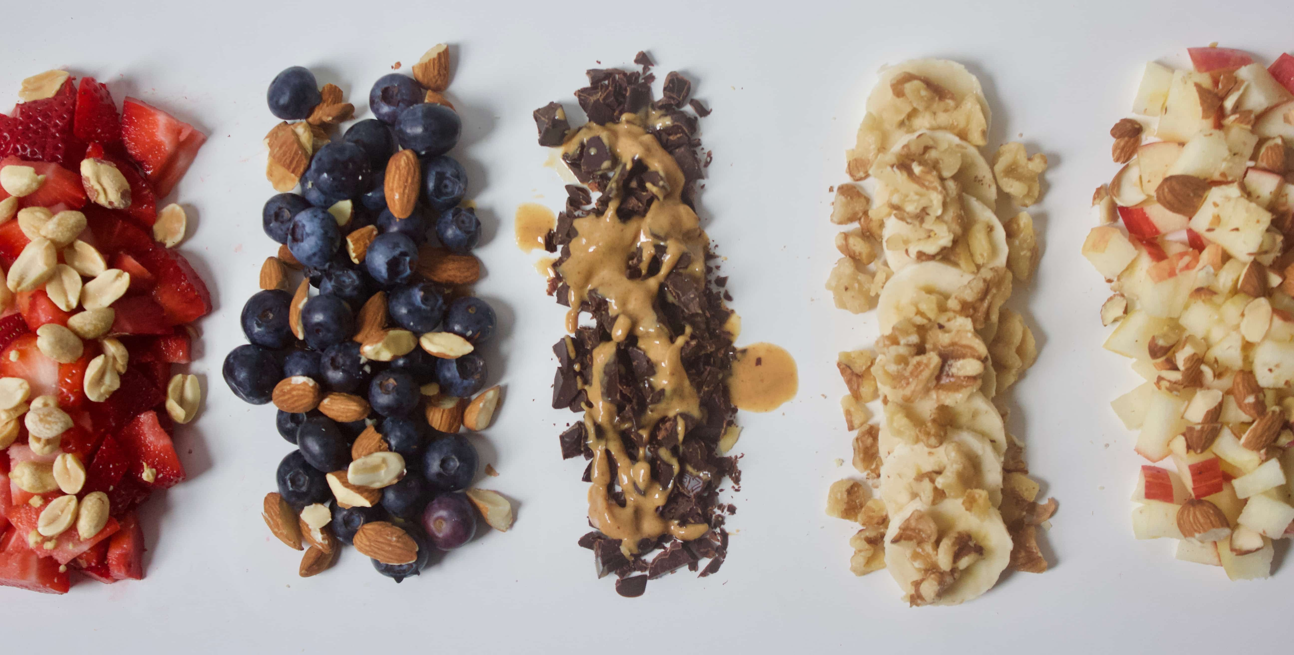 21 day fix overnight oats how to make overnight oats