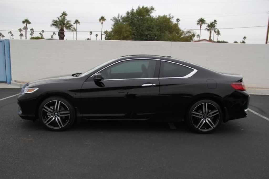 2013 Honda Accord Coupe For Sale >> New 2017 Honda Accord Touring V6 For Sale In Phoenix Az