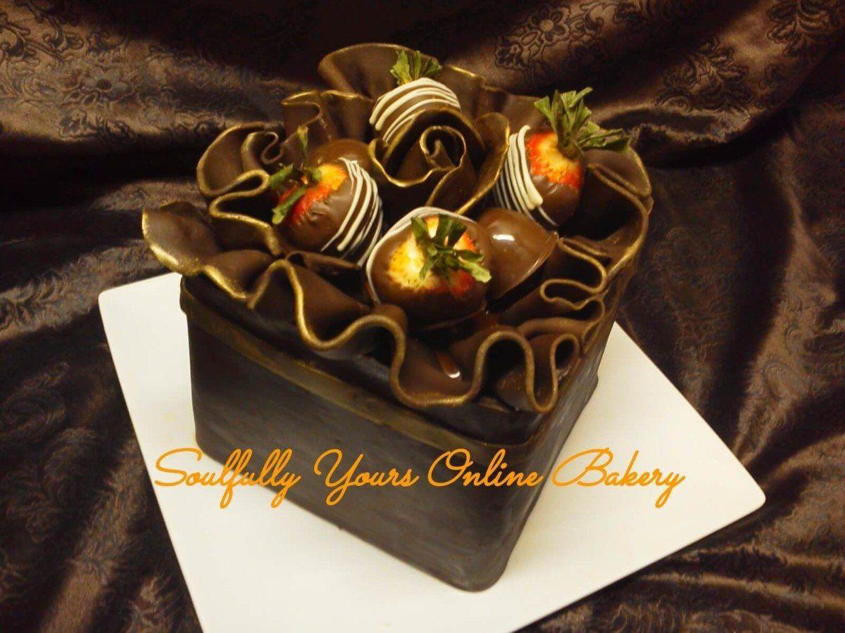 Elegant gourmet chocolate gift best chocolate for gift