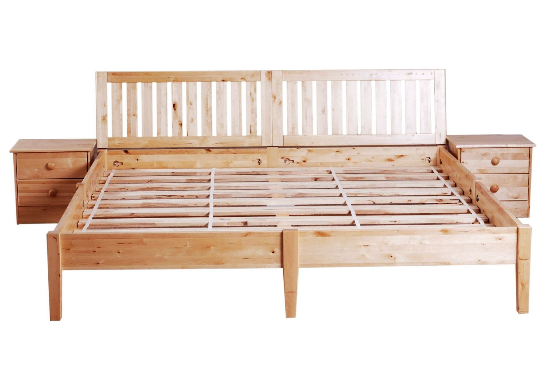 Solid Wood Bed Frame | ... Bedrooms : Wonderful China Solid Wood Bed ...