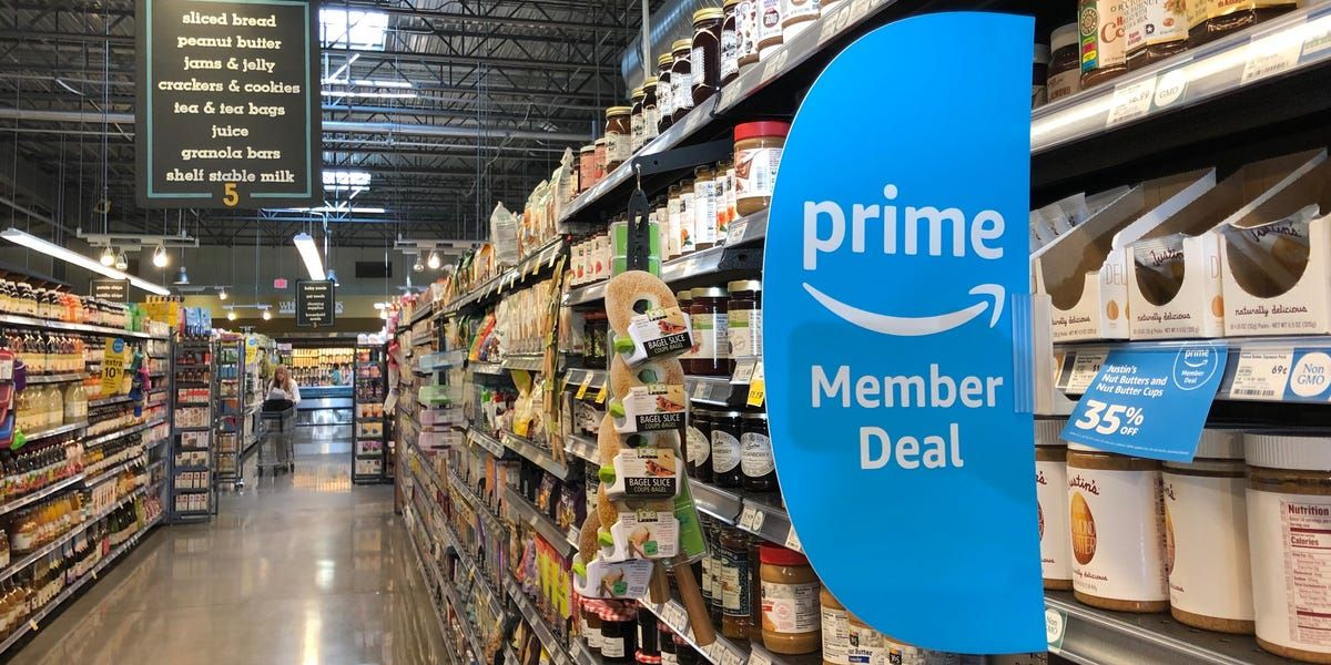 Amazon Has Started Hiring For Its New Type Of Grocery Store That S