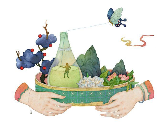 Whooli Chen, Editorial Illustrations 2015, A secret