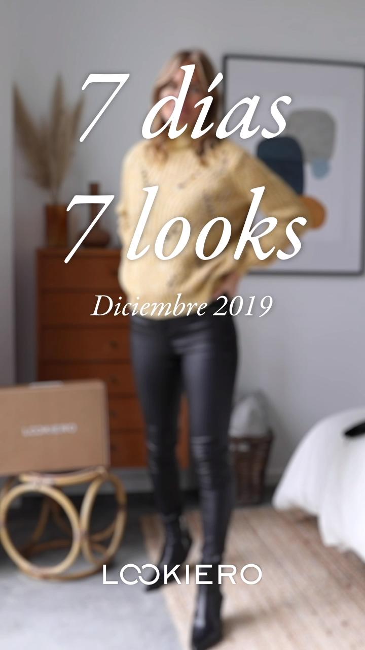 Photo of 7 dager, 7 utseende: Diciembre 2019