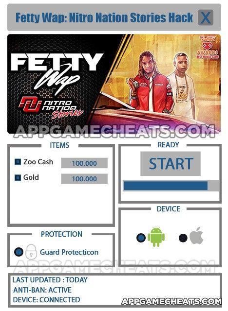 download game fetty wap nitro nation stories mod apk