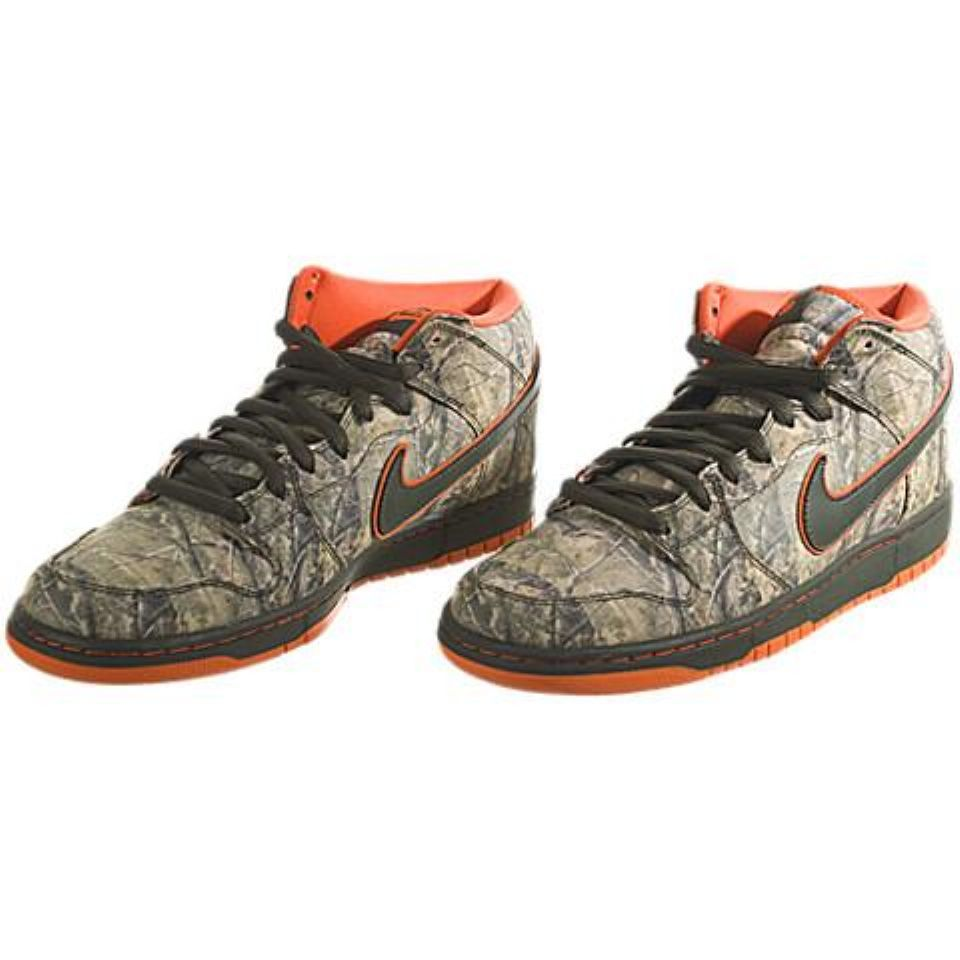 new product 4d849 0d236 realtree shoes   Nike Dunk Mid SB (Realtree Camo) - Sports Shoes Sale,  Sport Shoes Shop ...(for Jordan)