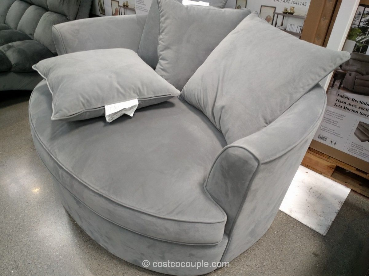 Bainbridge Fabric Accent Chair Costco With Images Fabric