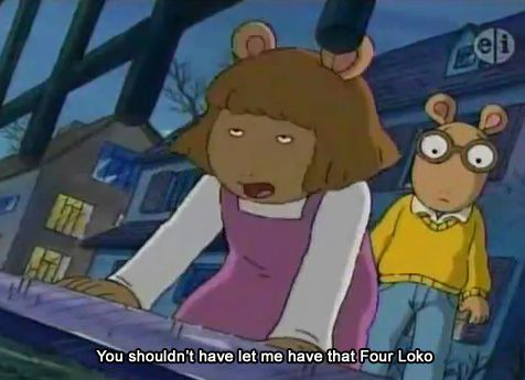 Kailey loved Arthur. But this is funny!