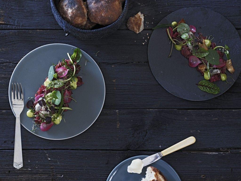 Norm Architects Menu Designer Profile Menudesignshop Com Food Presentation Scandinavian Food Slate Plate