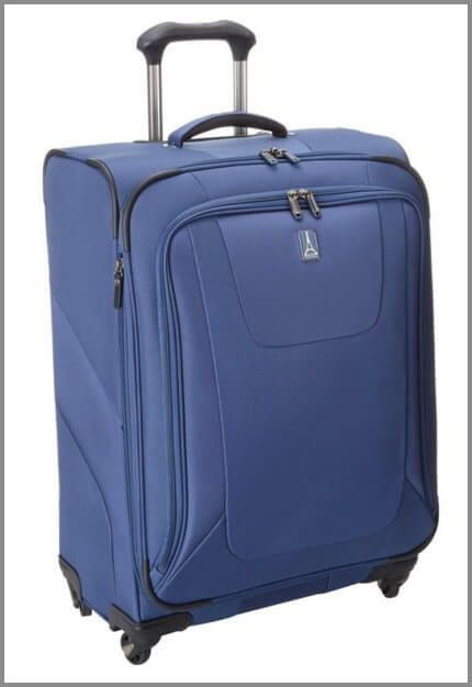 aaf8fc2c9 One of the best suitcases for travel - Travelpro Maxlite3 Expandable Spinner  (25