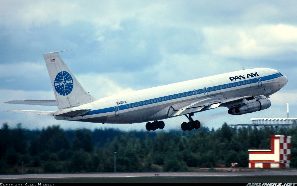 Photos Boeing 707 321b Aircraft Pictures Airliners Net Boeing 707 Boeing Aircraft Boeing