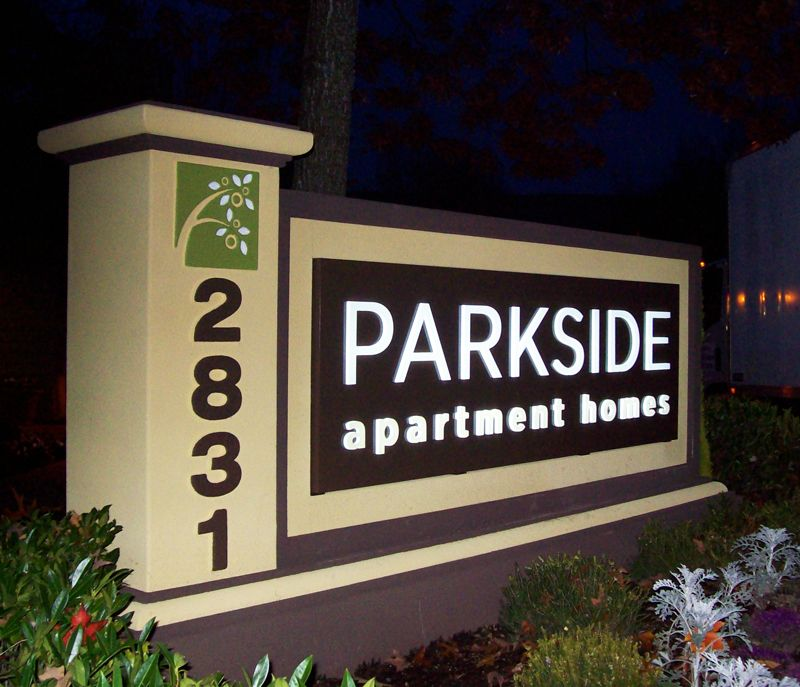 Search For Apartments: Apartment Monument Signs - Google Search
