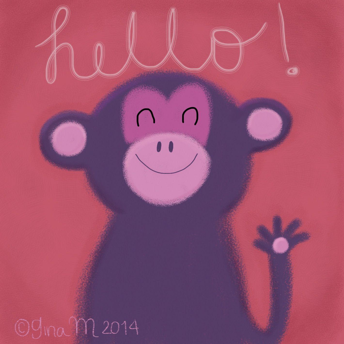 Coco Gigi Design Cute Wallpapers Animal Illustration Children Illustration