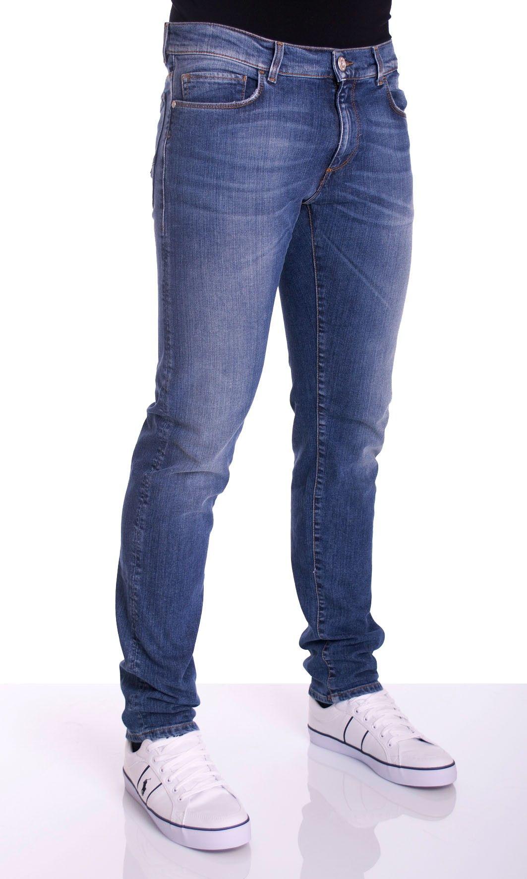 2207b603d1 Trussardi Jeans | Jeans TRU TRUSSARDI Uomo Denim mod.370 Close Fit ...