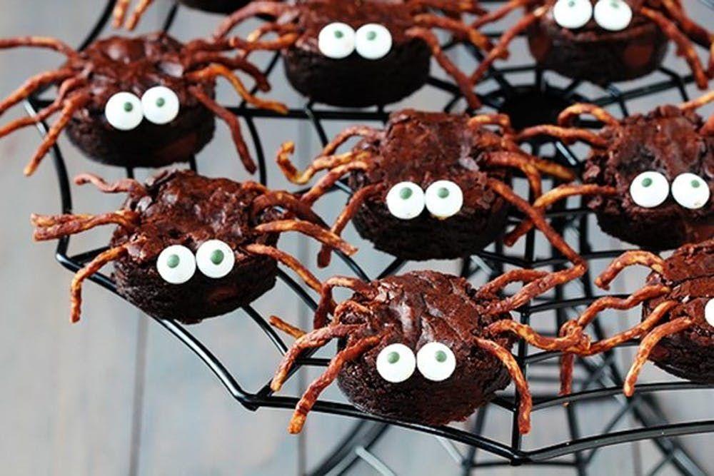 23 Easy Haunting Halloween Dessert Recipes to Start Making RN | Brit + Co | Halloween food desserts, Halloween desserts, Halloween food for party