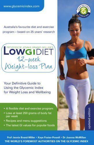 diabetes australia menú de dieta low gi
