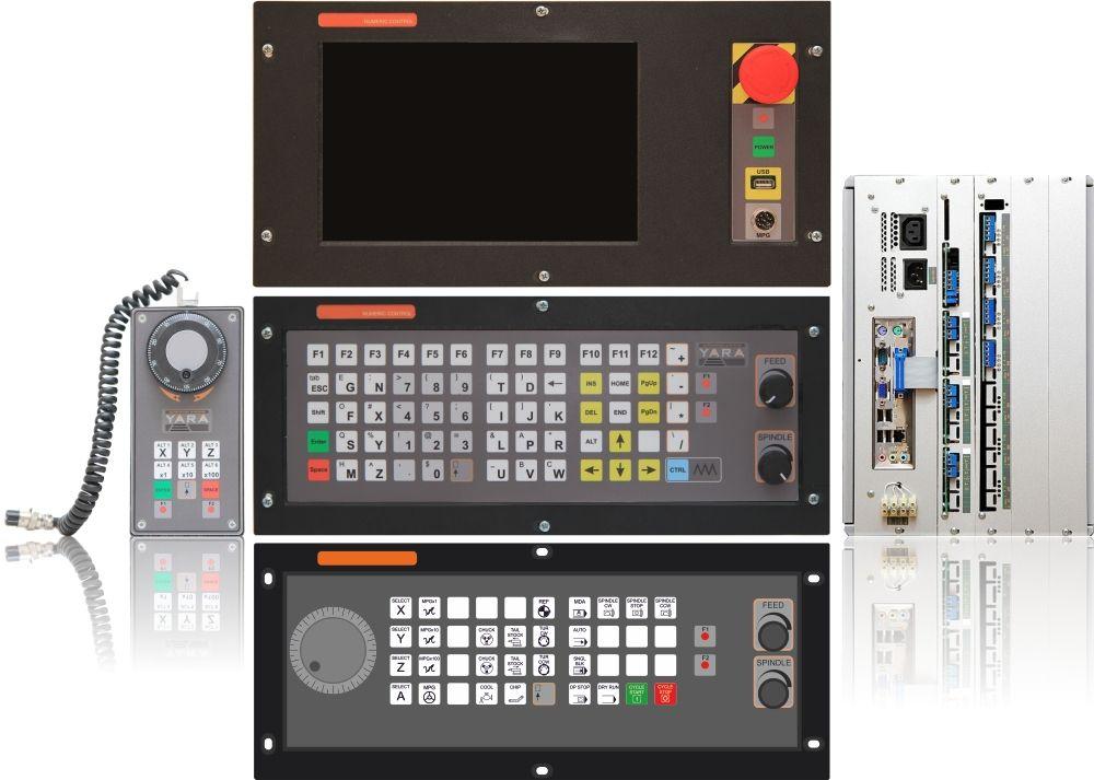 PC Based CNC Control | cnc in 2019 | Cnc, Cnc controller