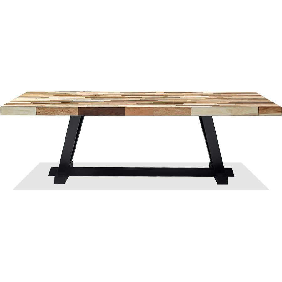 brown maple onyx butcher block dining table | home | pinterest, Esstisch ideennn