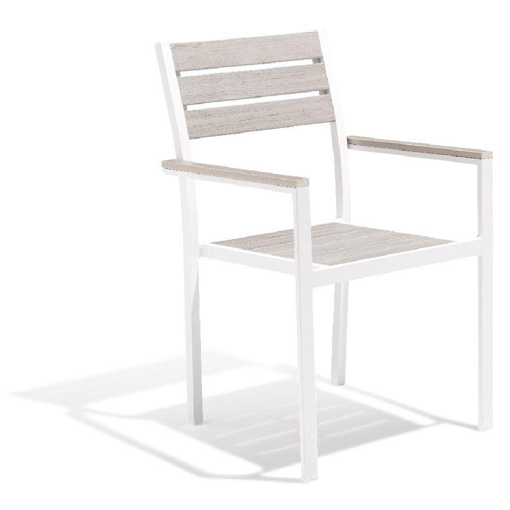 Chaise Et Banc De Jardin Mobilier Jardin Table Basse Jardin Gris Blanc