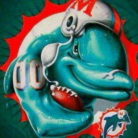Pin by manuelaguillorysd on miami dolphins lol pinterest miami dolphin painting miami dolphins funny dolphins cheerleaders football season football team art logo sports art dolphin memes dolphin quotes voltagebd Gallery