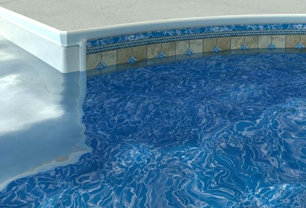 Stone Braid Prism Pool Liner Google Search Backyard