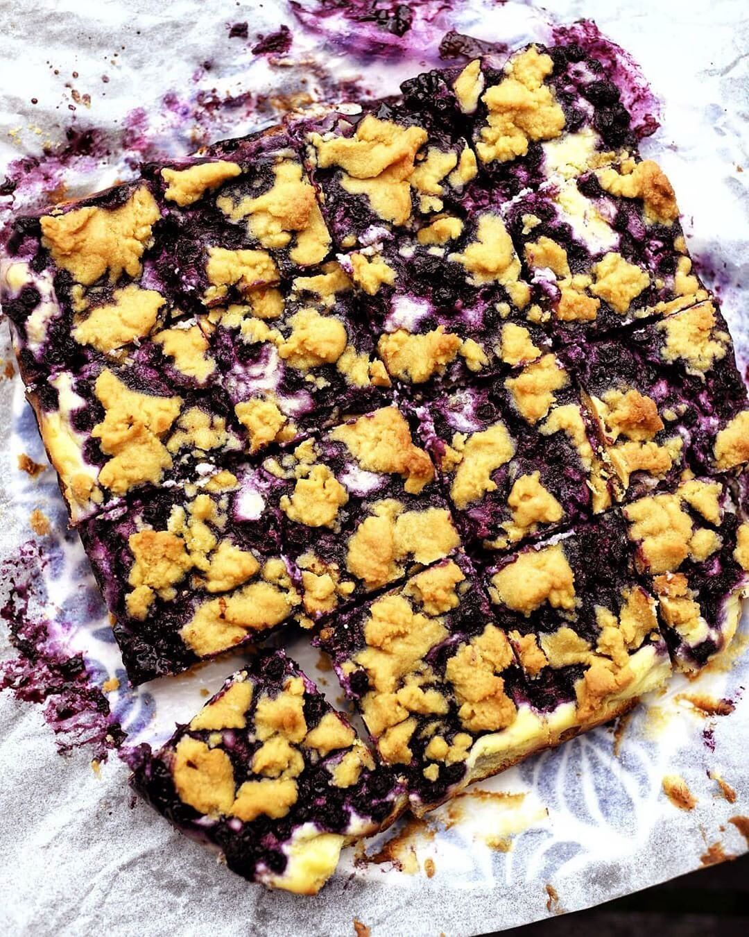 Blueberry pie bars recipe at first glance these bars may