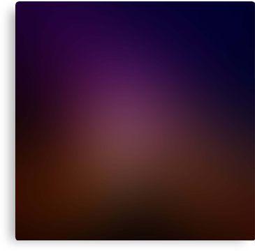 'Purple Gradient Background' Canvas Print by Rizwana Khan #fondecranhiver