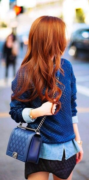 Gorgeous hair color and styling is awesome!!