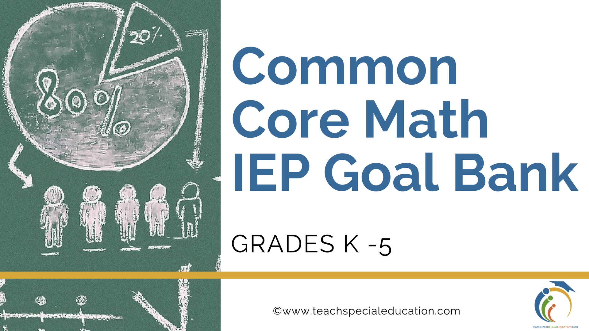 K 5 Common Core Math Iep Goal Bank