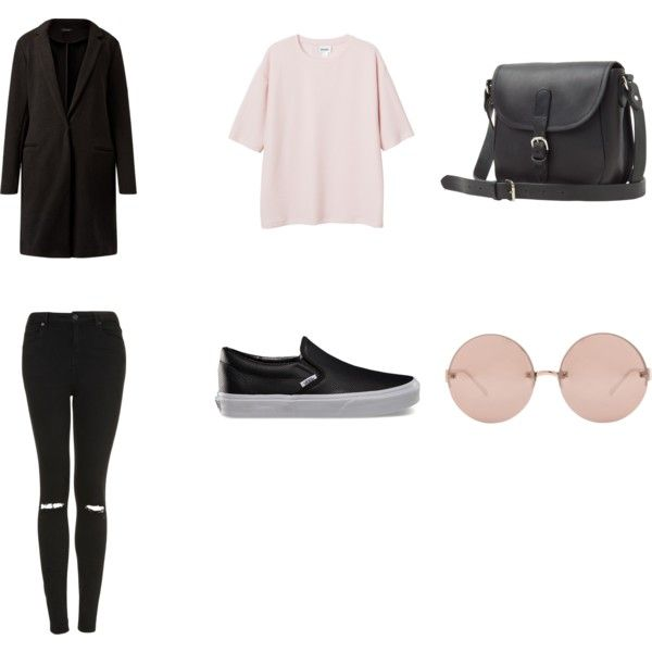 #3 by pancake13345 on Polyvore featuring Monki, Topshop, Vans, Toast and Linda Farrow