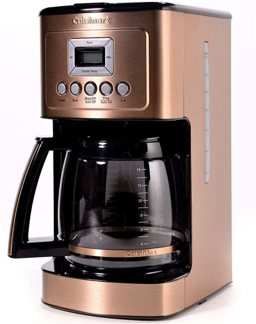 Cuisinart Perfectemp Coffee Maker In 2020 Cuisinart Coffee Maker Coffee Maker Single Serve Coffee Makers