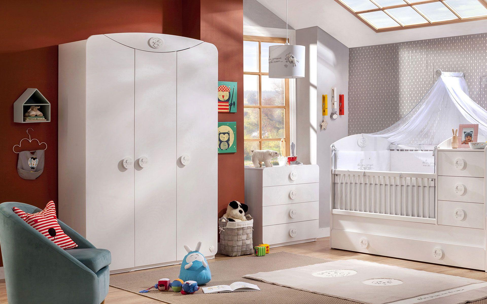 Luxury Cilek Baby Cotton Kleiderschrank https homeofliving de babys