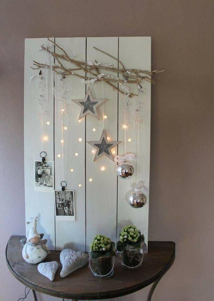 Ideas para decoración de navidad navidad Pinterest Ideas para - decoraciones navideas para el hogar