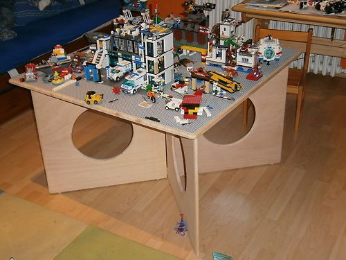 die besten 20 lego spieltisch ideen auf pinterest zug spieltisch lego tisch ikea und lego tisch. Black Bedroom Furniture Sets. Home Design Ideas