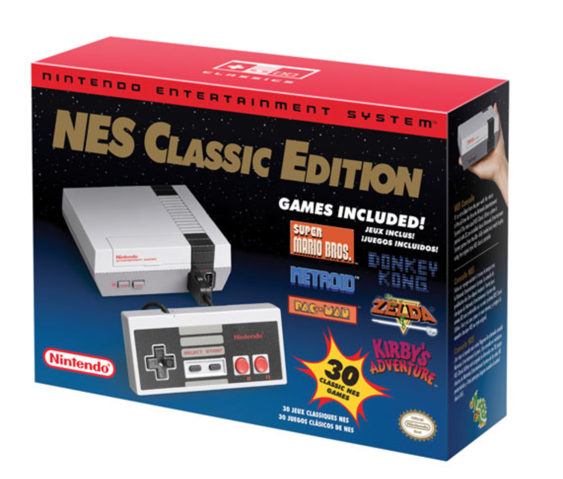 79 99 Nes Classic Edition Console Now In Stock At Best