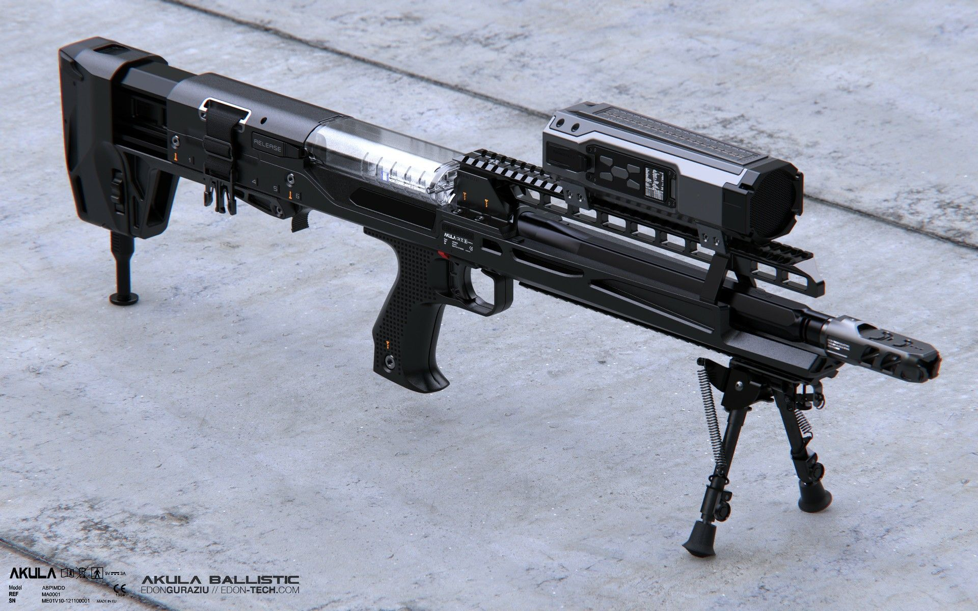 Pin by Jakub Ben on DSGN [weapons] | Concept weapons ...