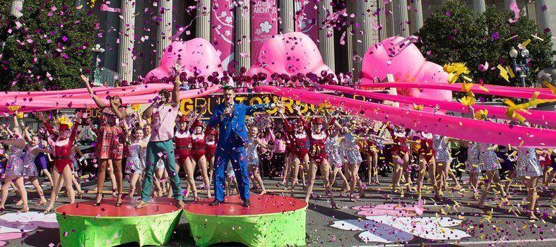 National Cherry Blossom Festival Parade Campingstoredesign Cherry Blossom Festival Kite Festival Festivals Around The World