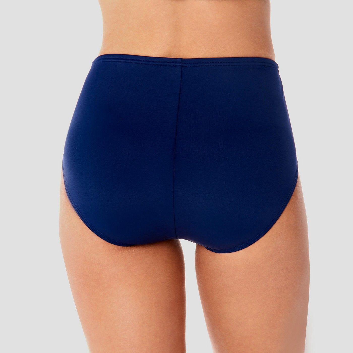 49519f5ffa Dreamsuit by Miracle Brands Women s Slimming Control High Waist Bikini  Bottom - Black 6  Women