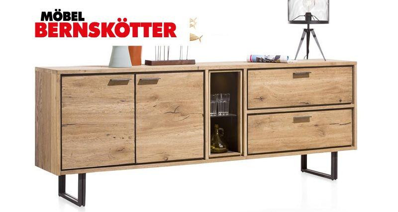 Sideboard Denmark Von Xooon Polsterbank Polsterstuhl Vitrine